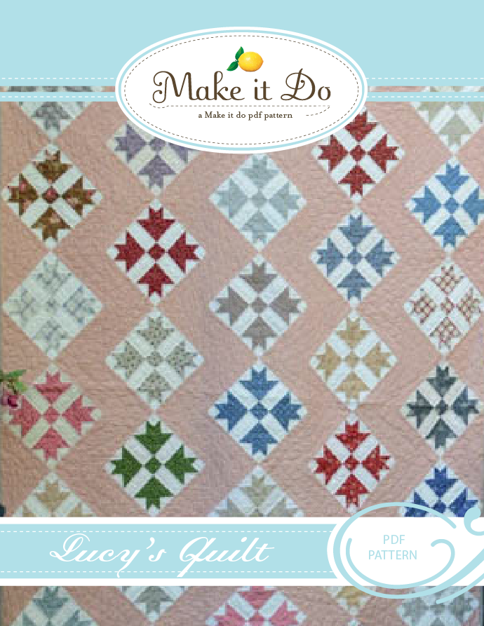 Image of Lucy's Quilt PDF Pattern