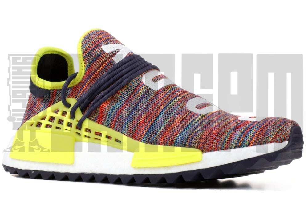 "Image of Adidas PW HUMAN RACE NMD TR ""NOBLE INK"""