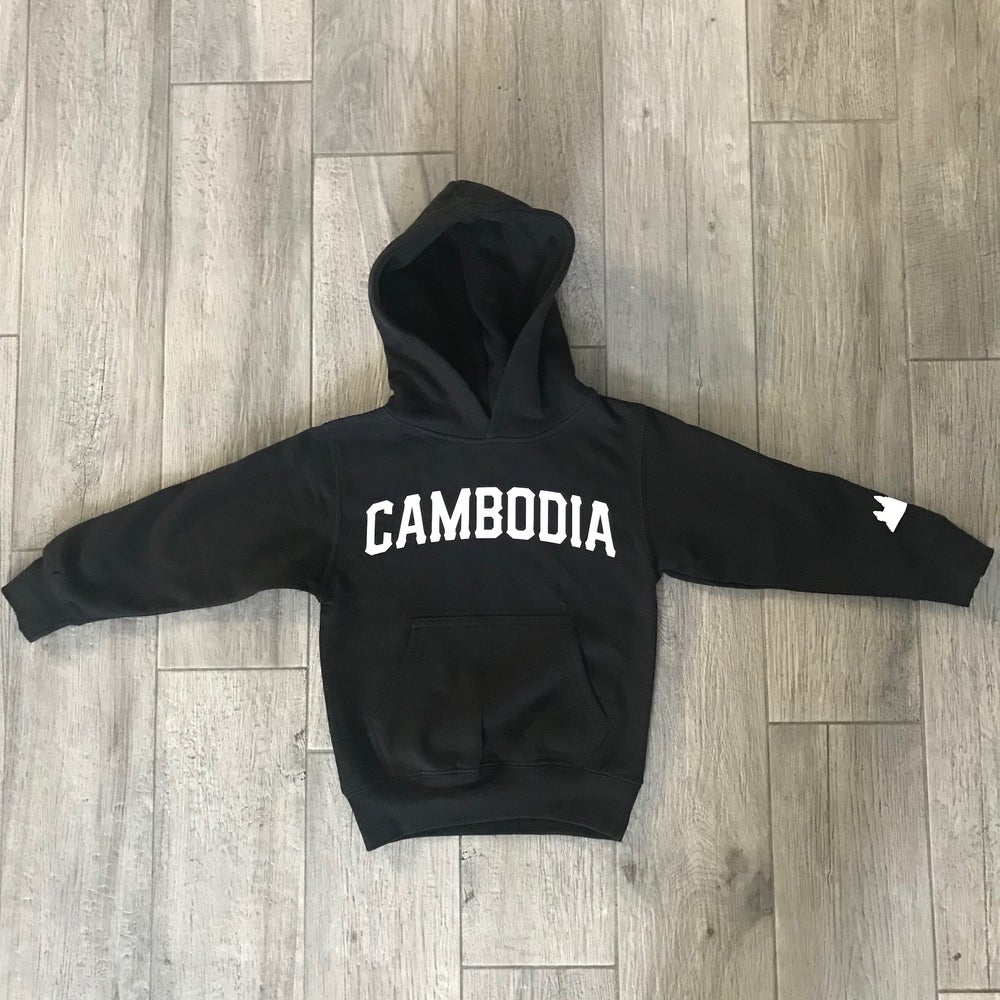 Image of Youth Cambodia Pullover Hoodie