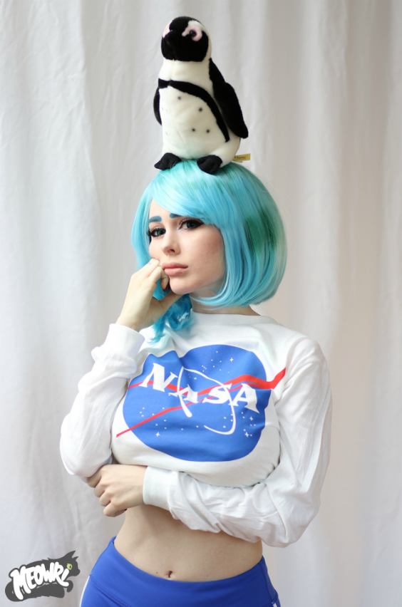 Blue Ridge Auto >> *Charity Print* Earth-chan & Grape-kun - 11 x 17"