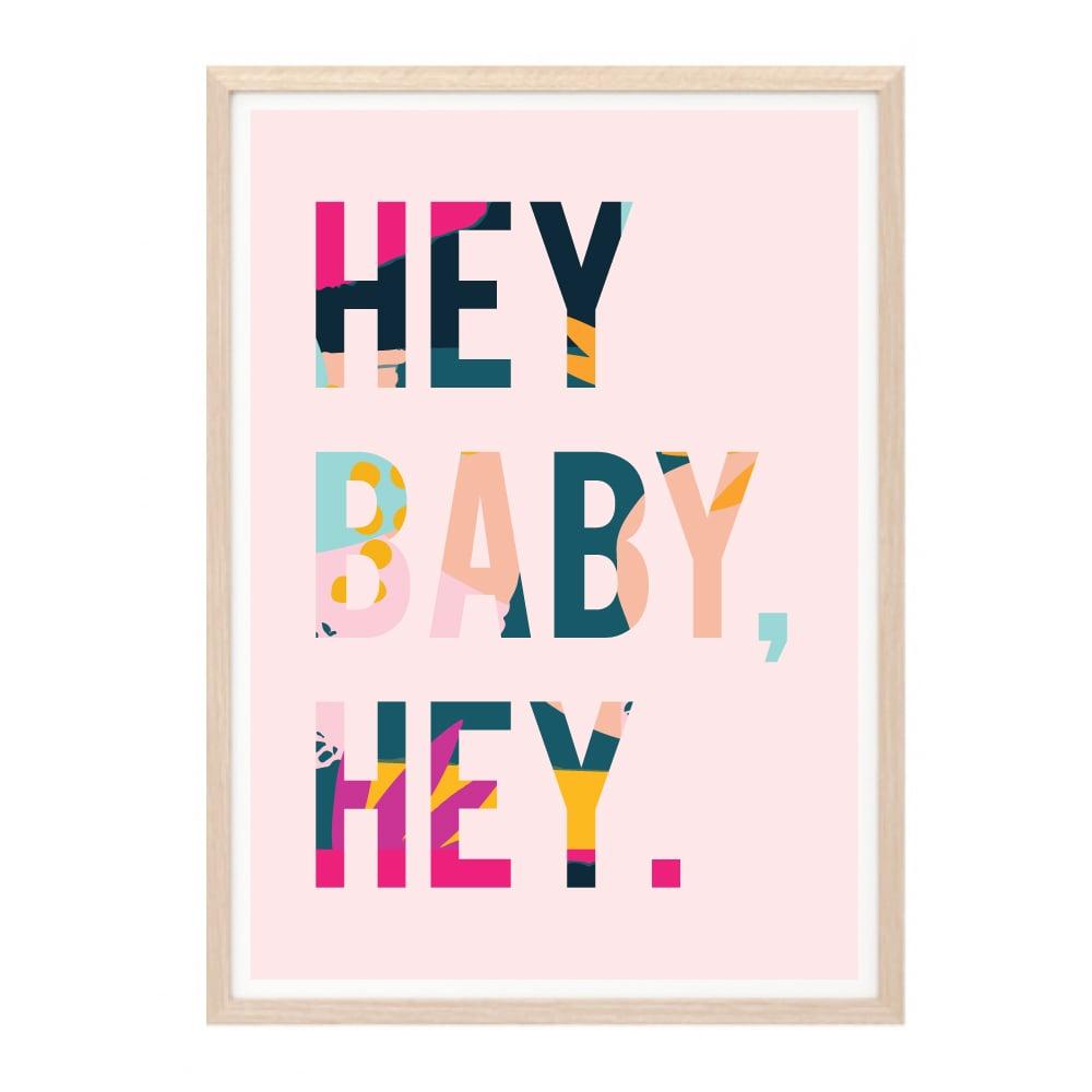 Image of HEY BABY HEY
