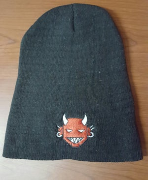 Image of Morbyd snug fit Beanies GLOWINTHADARK