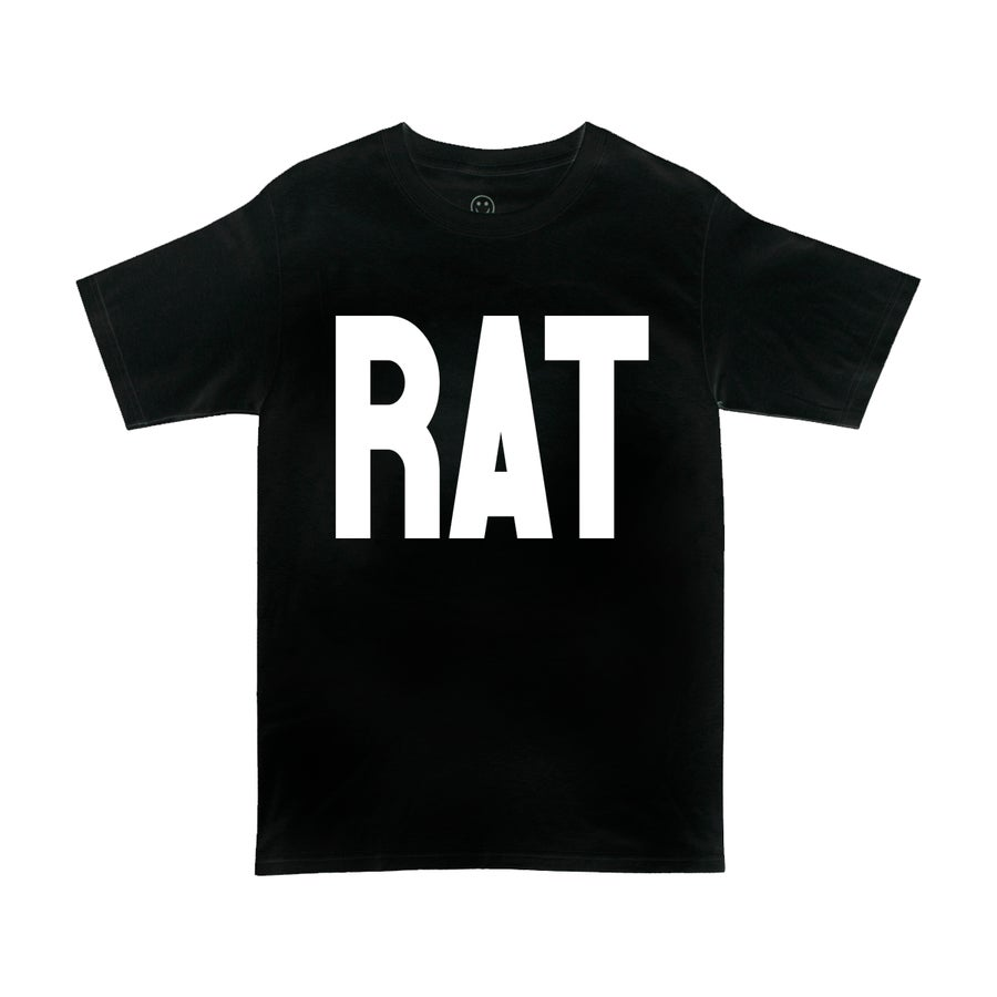 Image of BLACK RAT BY RAT