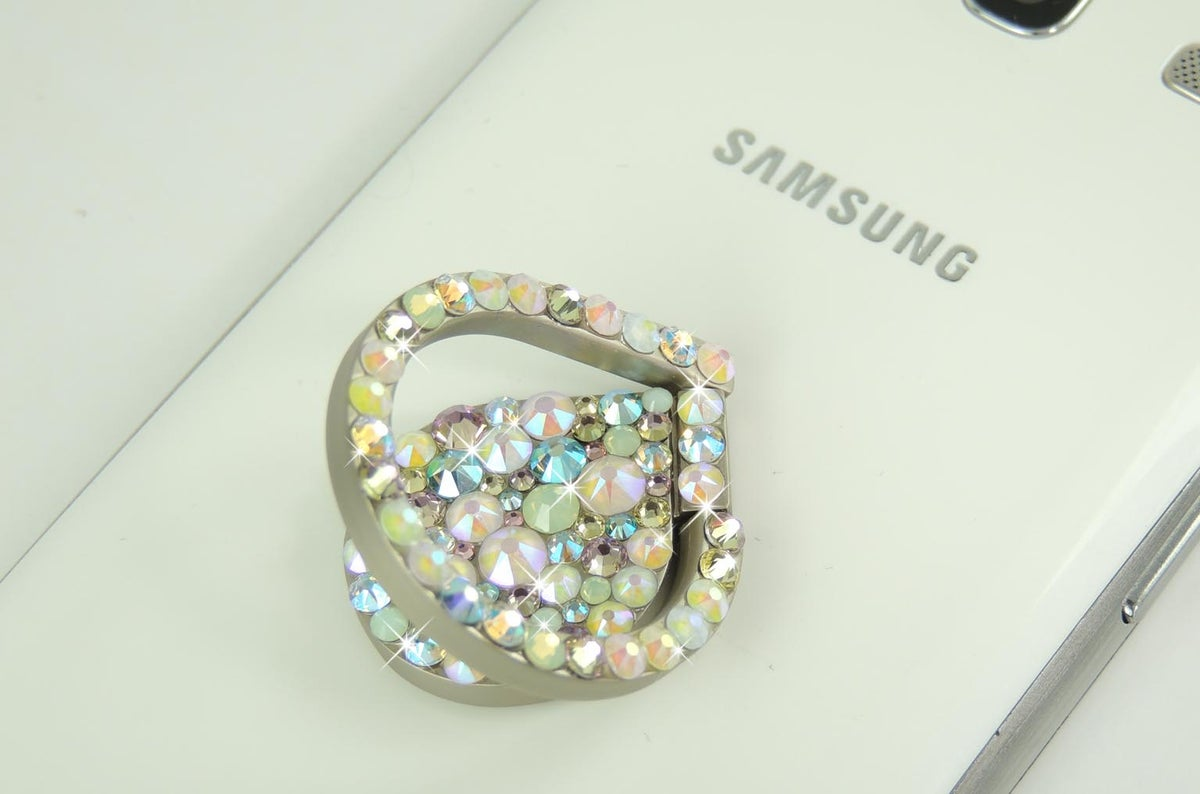 Image of Teardrop Phone Ring