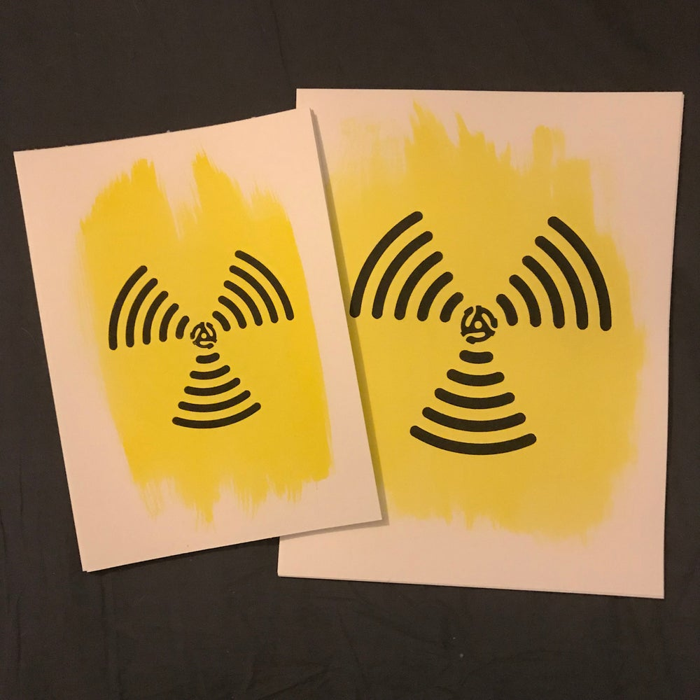Image of Noise Pollution Screen Print