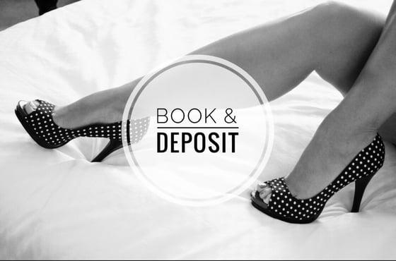Image of Book + Deposit
