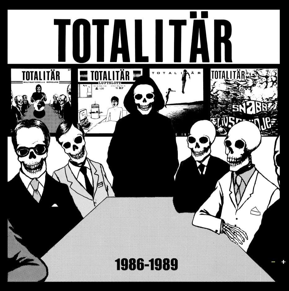 Image of Totalitär 1986-1989