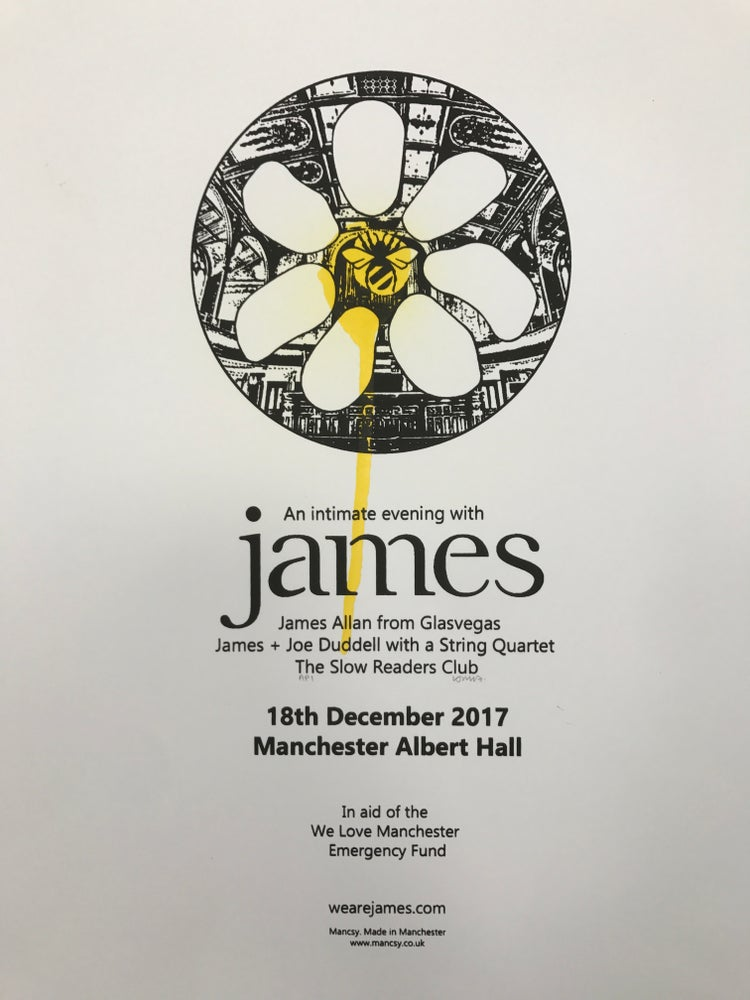 Image of James Fundraiser