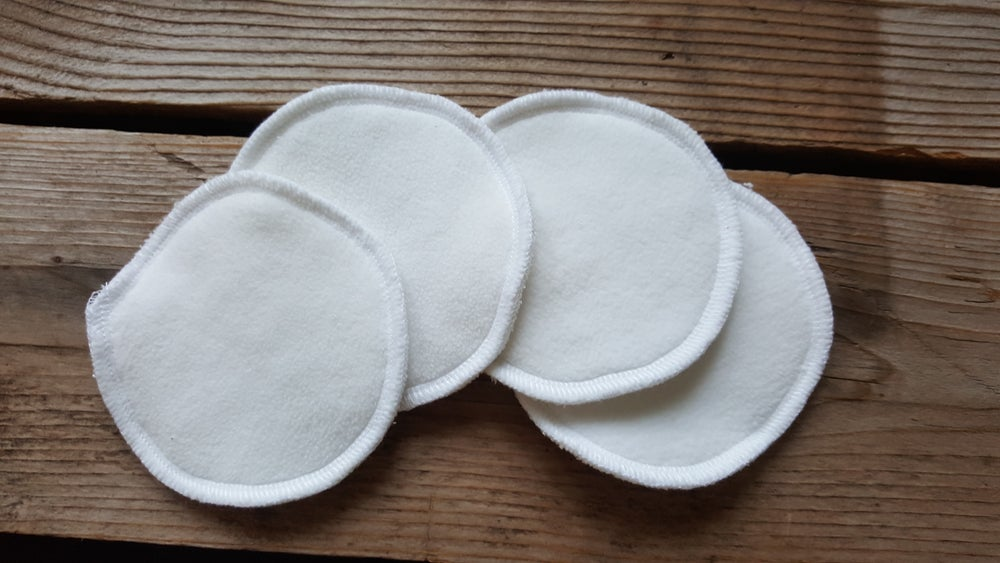 Image of Reusable Breastfeeding Pads (2 pair)