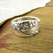 Image of Evening Star Spoon Ring