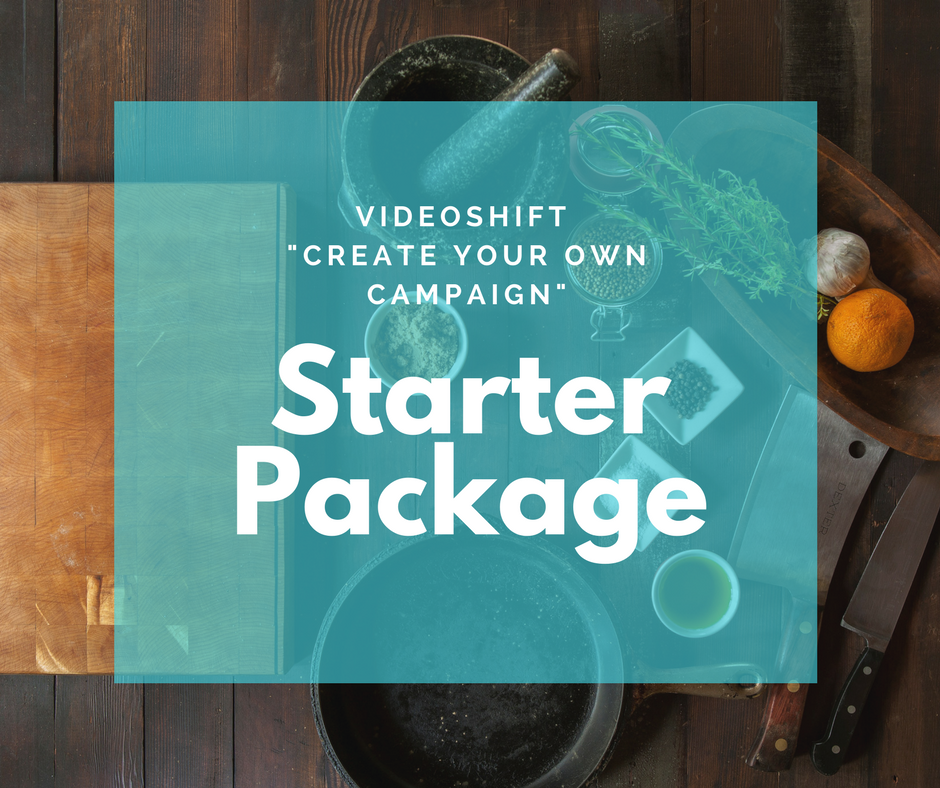 """Image of Create Your Own Campaign - """"STARTER"""" Package"""