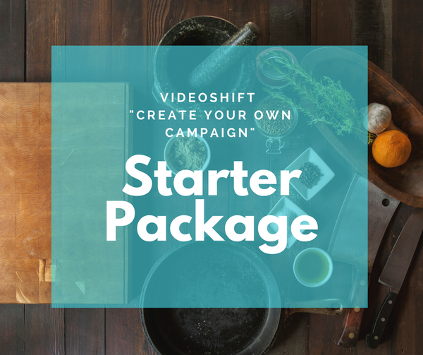 "Image of Create Your Own Campaign - ""STARTER"" Package"