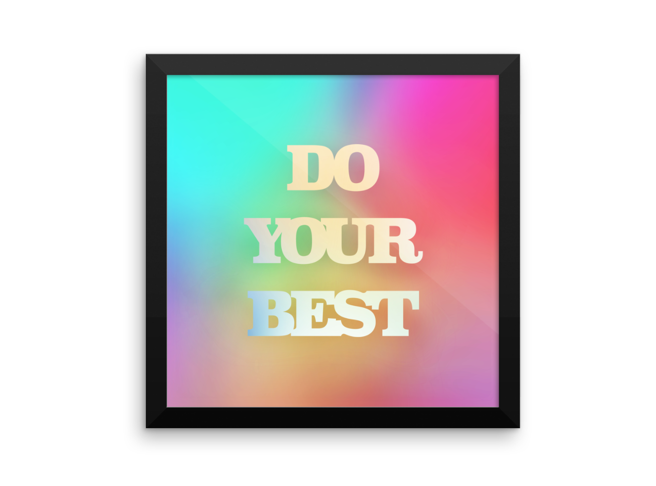 Image of DO YOUR BEST