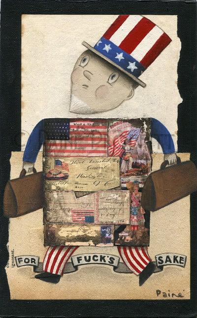Image of USA - For F***'s Sake