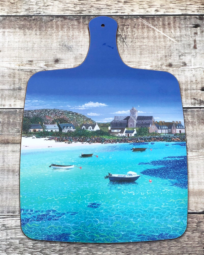 Image of LARGE Iona chopping board