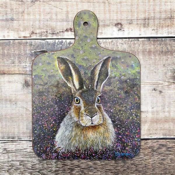 Image of SMALL Harebert chopping board