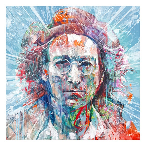 "Image of ""Lennon"" Open Edition Print - FREE WORLDWIDE SHIPPING!!!"