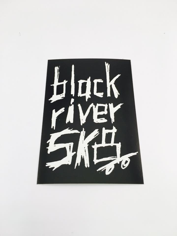 Image of Blackriver Ramps SK8 Sticker
