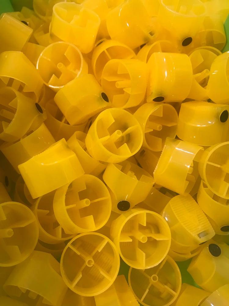 Yellow Universal Cap