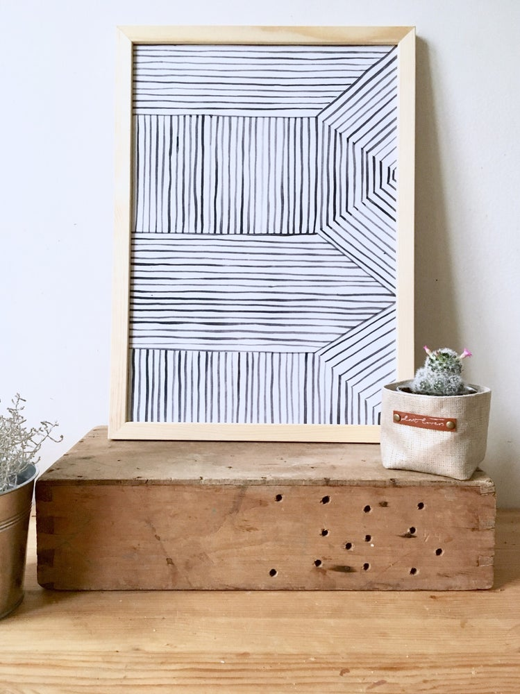 Image of SOLDES Affiche Pluvia