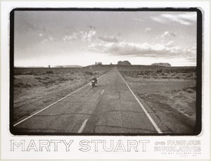 Image of Marty Stuart 2018 Tour Poster