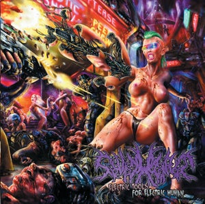 Image of 7 H.Target ‎– Electric Tools For Electric Human / Japan Body Hammer CD