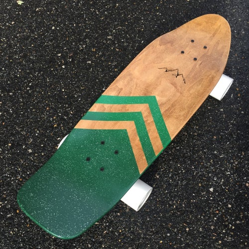 Image of Mountain Cruiser -- Forest Green