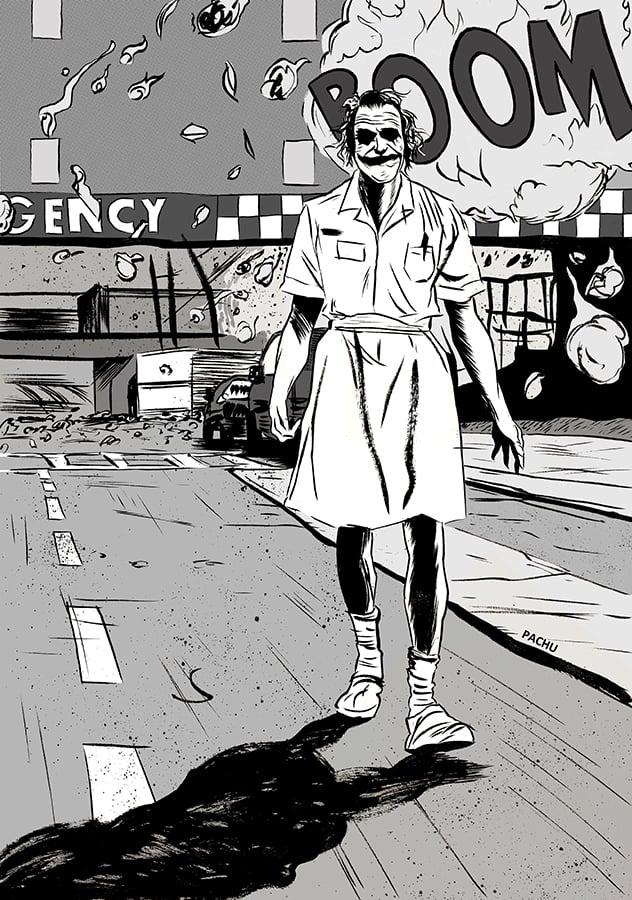 Image of Joker Nurse