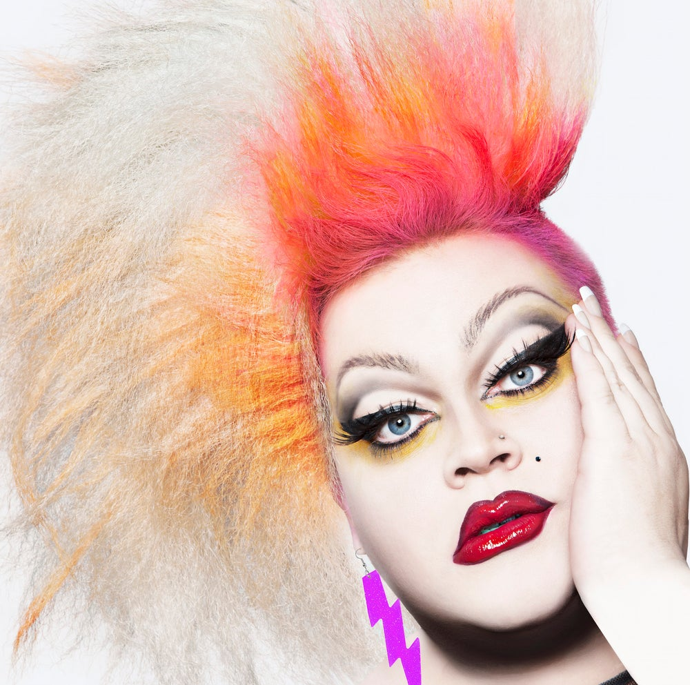 Image of Ginger Minj Sweet T Album