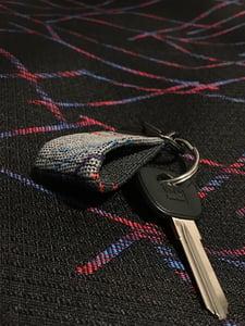 Image of 2M Hybrid keychain