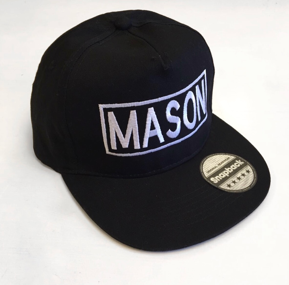 Image of PERSONALISED BOX SNAPBACK