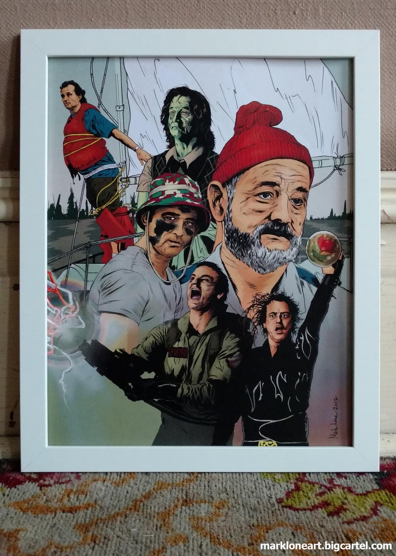 Image of Bill Murray Tribute
