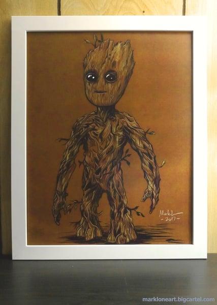 Image of Baby Grootski