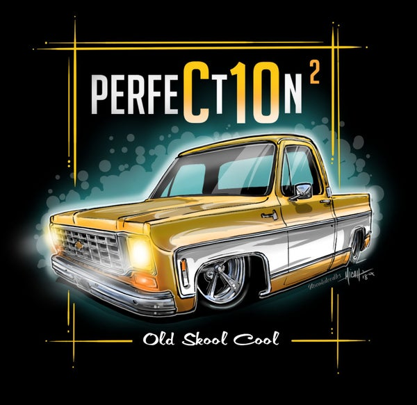 Image of 76 Perfection2 (yellow)
