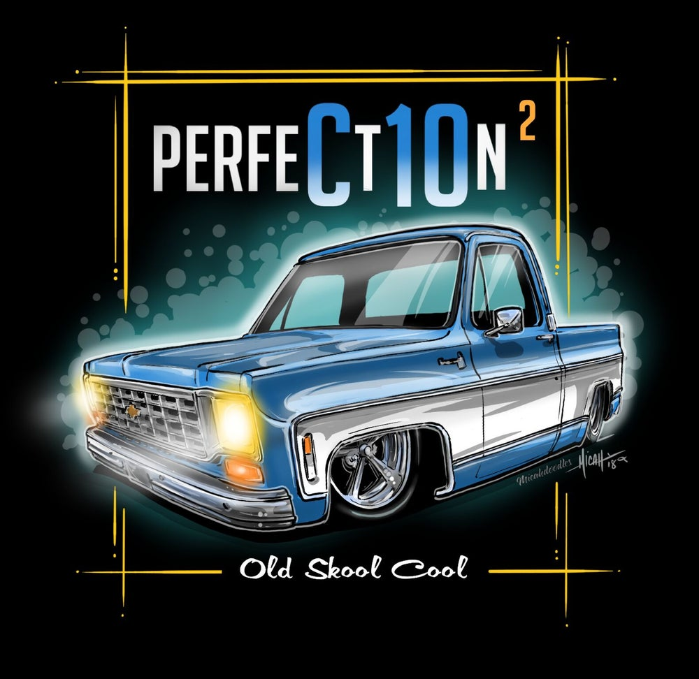 Image of 76 Perfection2 (blue)