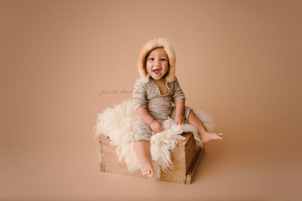 Image of {current client exclusive} Milestone Session | a neutral baby-only mini-session series