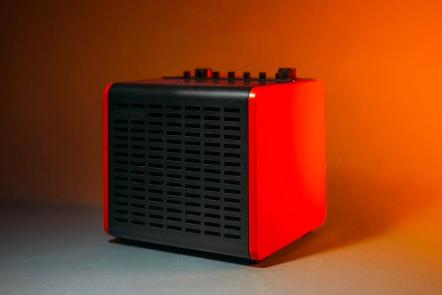 Image of MIVAR R57 CUBO BLUETOOTH (1977)