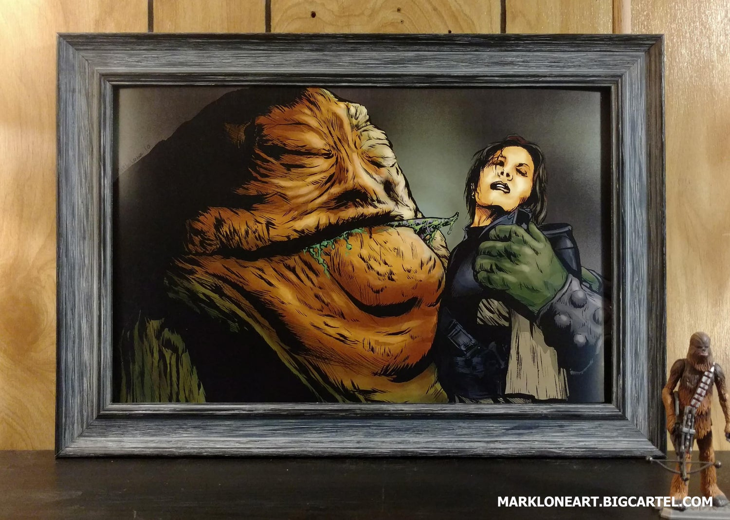 Image of Jabbas new friend