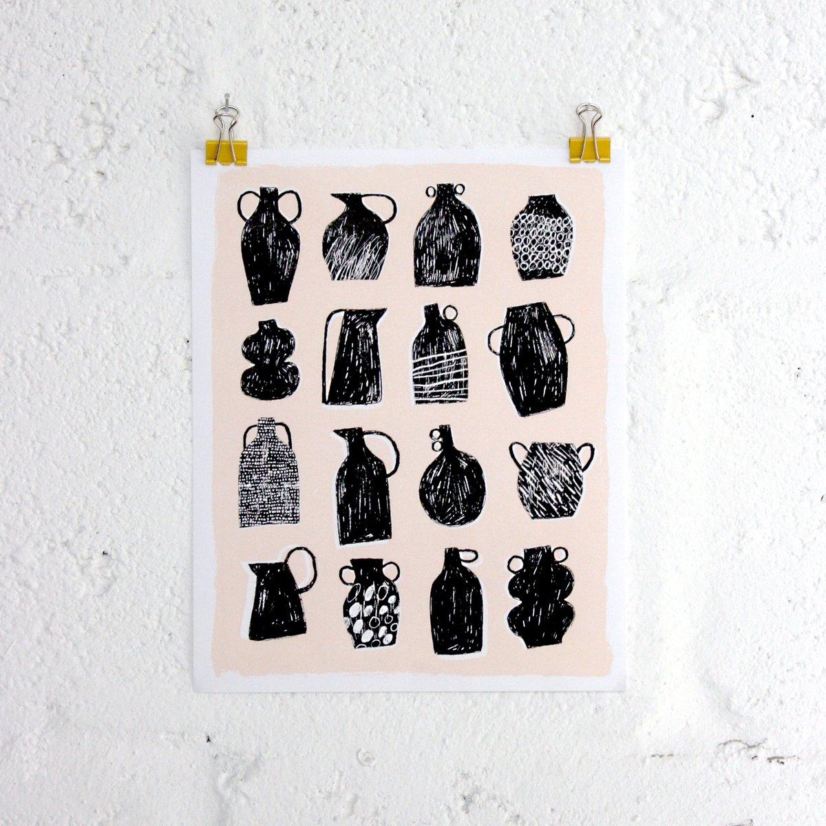 Image of Vessels Print