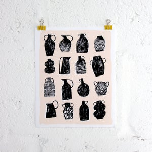 Image of Vessels Print