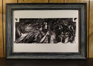 Image of Arya with Lemuria