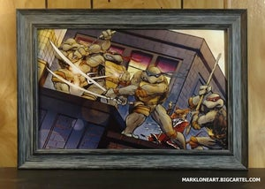 Image of TMNT: Rooftop