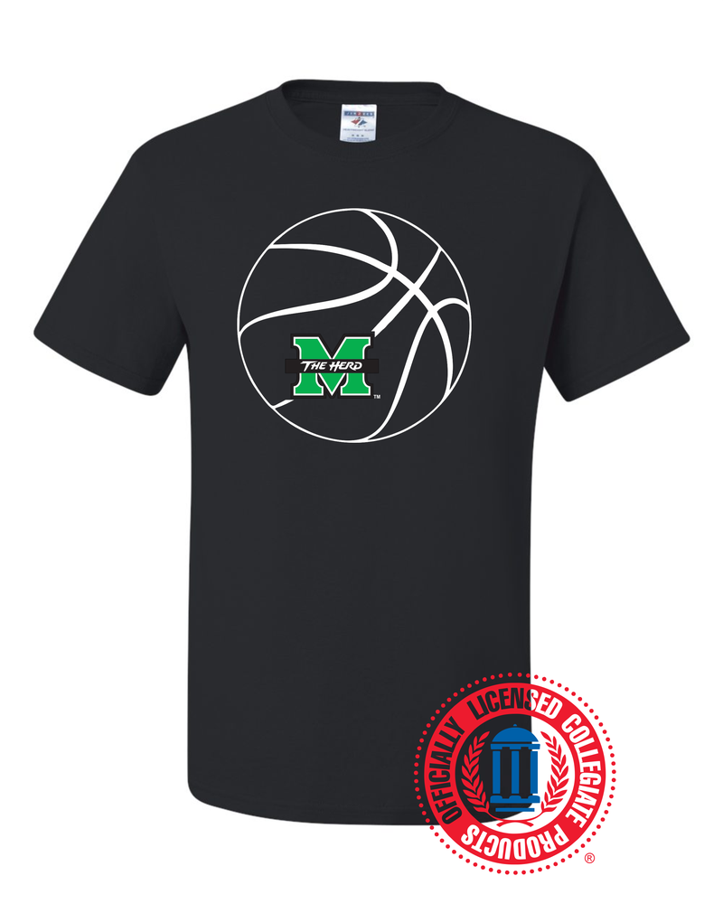 Image of marshall basketball