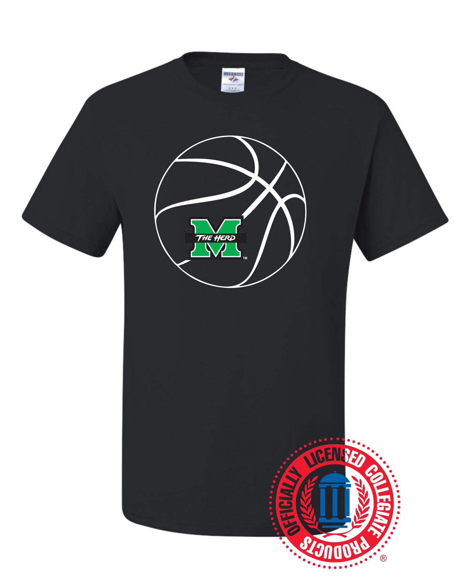 Image of marshall basketball