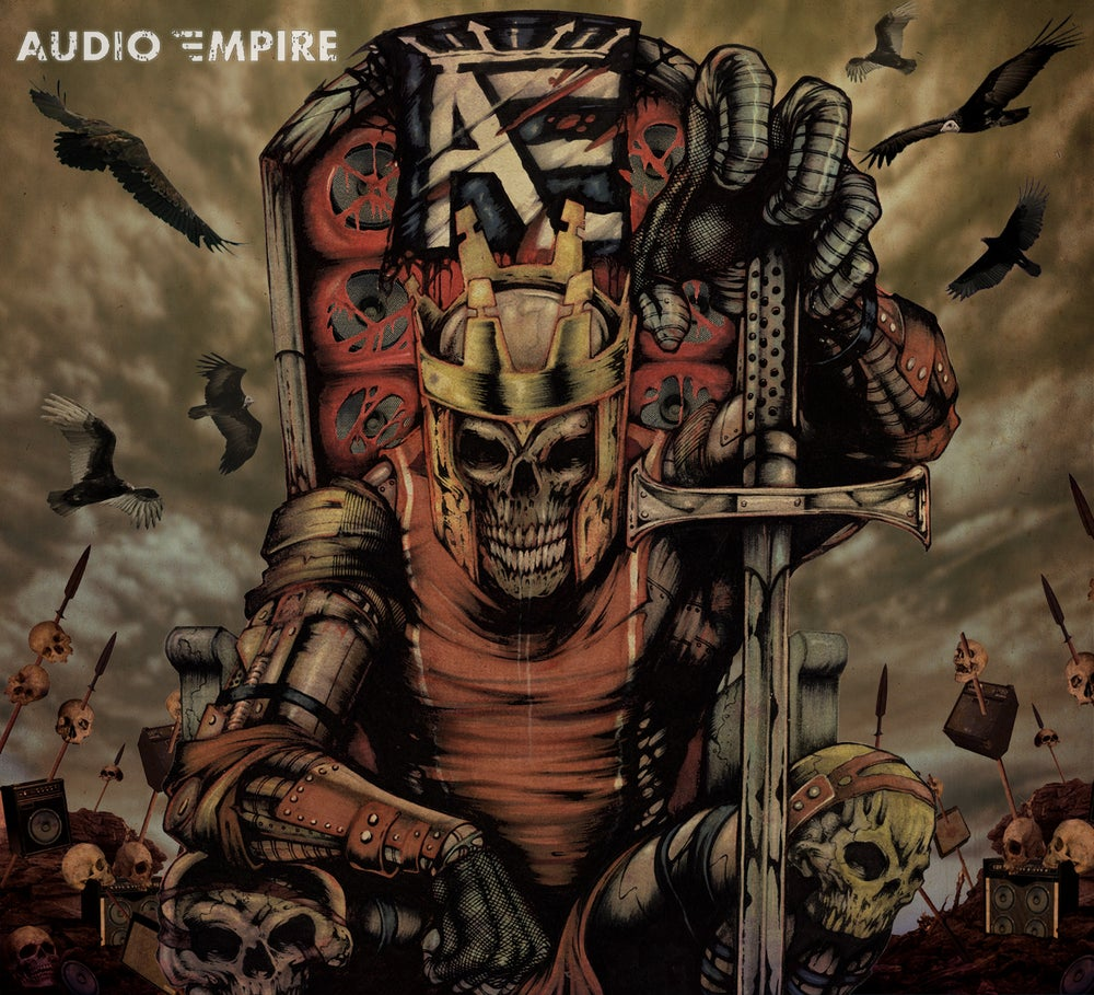 Image of Audio Empire CD