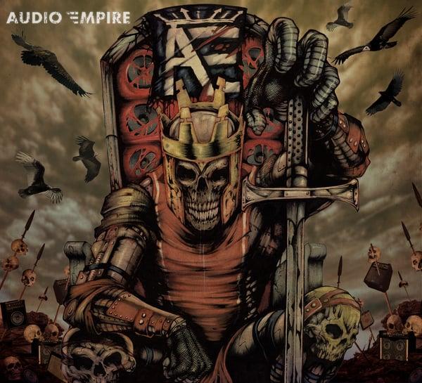 Image of Audio Empire CD