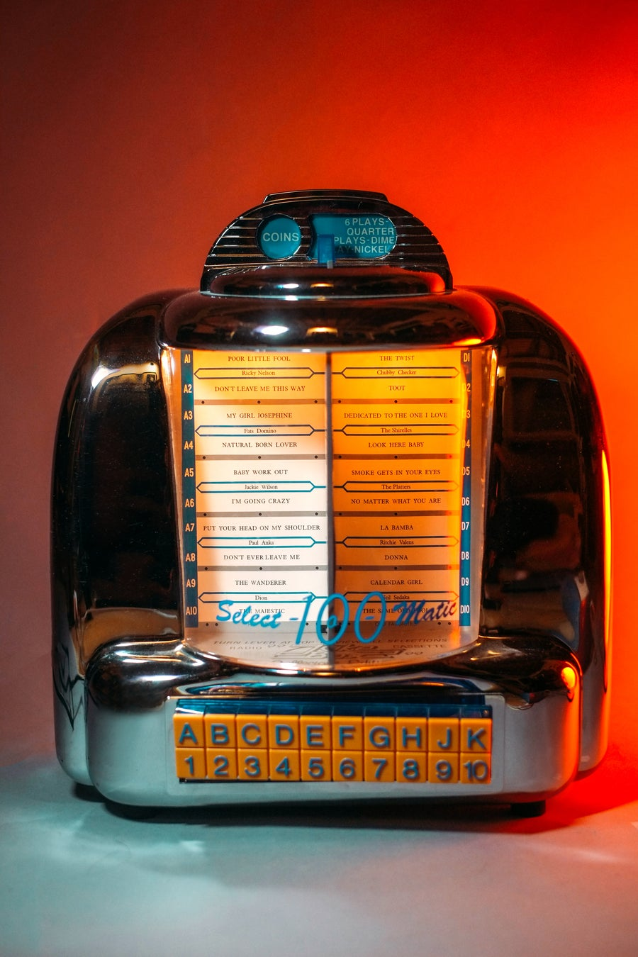 Image of SELECT-o-MATIC BLUETOOTH (1986)
