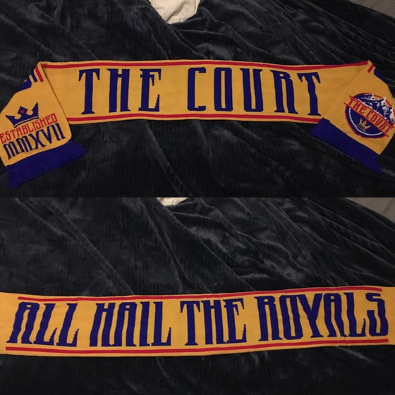 Image of The Court 2018 Scarf