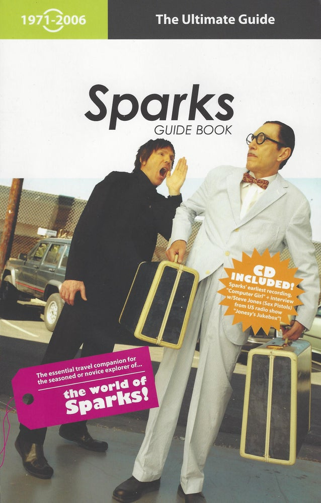 Image of Sparks Guide Book