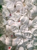 Image of Pink Dot Fat Cap 10 Pack / 120 Bucket